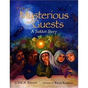 Jewish Children's Books,The Mysterious Guests.jpg