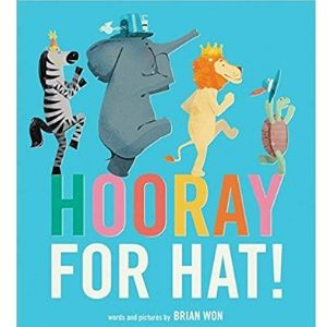 Kids Books About Kindness, Hooray for Hat.jpg