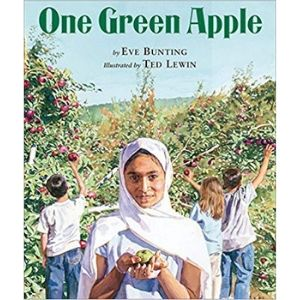 Kids Books About Kindness, One Green Apple