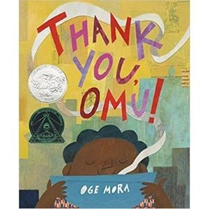 Kids Books About Kindness, Thank You, Omu