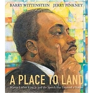 Kids Books for Black History Month, A Place to Land.jpg