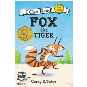 Kindergarten Books, Fox the Tiger.jpg