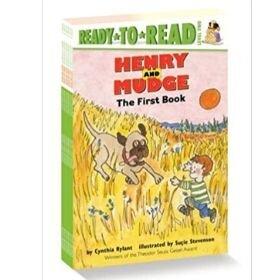 Kindergarten Books, Henry and Mudge.jpg