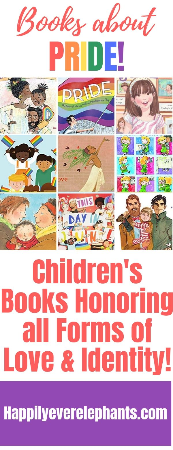 LGBT Children's Books Honoring the Many Beautiful Forms of Love and Identity