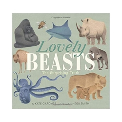 nonfiction picture books lovely beasts