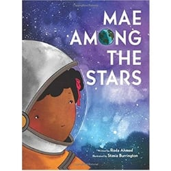 nonfiction picture books, mae among the stars