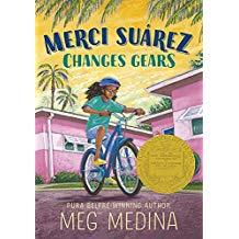 Mercy Suarez Changes Gears 2019 Newbery Winner Best Novels for Kids.jpg