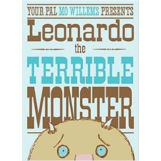 Mo Willems Book List, Leonardo the Terrible Monster.jpg