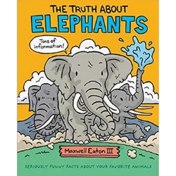 Picture Books About Elephants, The Truth About Elephants.jpg