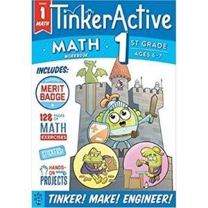 STEM activity books, Tinkeractive