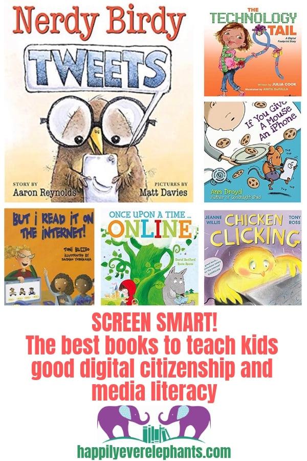 Digital Rights and Responsibilities: Good Digital Citizenship and Media Literacy Skills