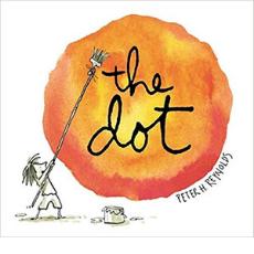Self Esteem Books for Kids, The Dot