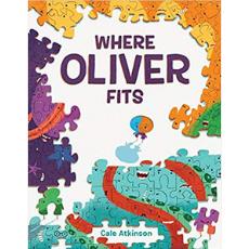Self Esteem Books for Kids, Where Oliver Fits