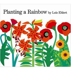 Spring Books for Children, Planting a Rainbow