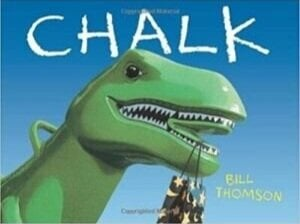 Wordless Picture Books, Chalk