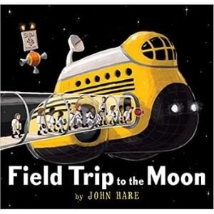 Wordless Picture Books, Field Trip to the Moon