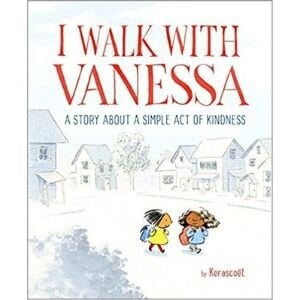 Wordless Picture Books, I walk with vanessa.jpg