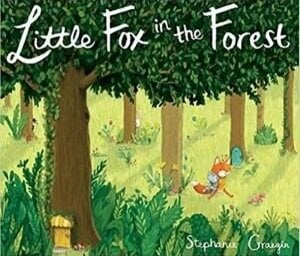 Wordless Picture Books, Little fox in the Forest.jpg