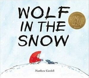 Wordless Picture Books, Wolf in the Snow