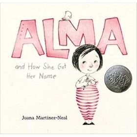 baby books for girls, Alma and how she got her name.jpg