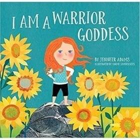 baby books for girls, I am a Warrior Goddess.jpg