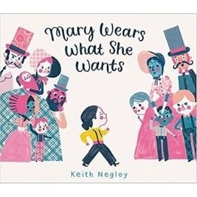 baby books for girls, mary wears what she wants.jpg