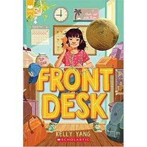 best books for 10 year olds, Front Desk.jpg