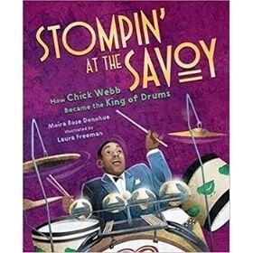 black History Children's Books, Stompin at the Savoy.jpg
