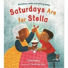 books about grandparents, saturdays are for stella.jpg