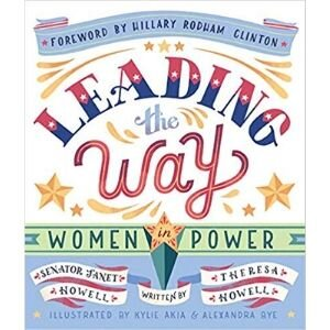 books about strong girls, Leading the way.jpg
