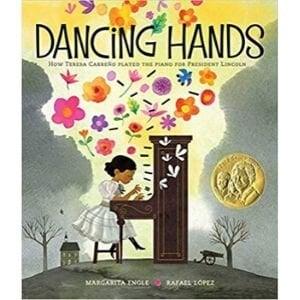books about strong girls, dancing hands.jpg