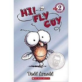 books for beginning readers, hi fly guy