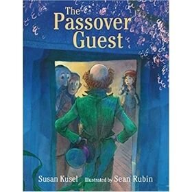 children's books about Passover, the Passover Guest.jpg