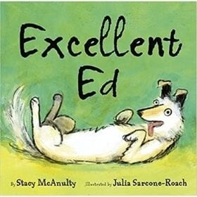 children's books about dogs, Excellent Ed.jpg