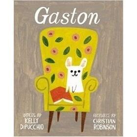 children's books about dogs, gaston.jpg