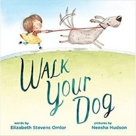 children's books about dogs, walk your dog.jpg