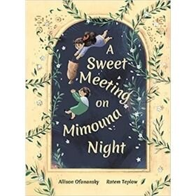 children's books about passover, a sweet meeting on mimouna night.jpg