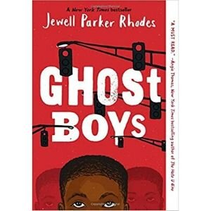 children's books with black characters, Ghost Boys.jpg