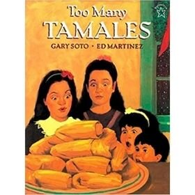 christmas books for kids, too many tamales.jpg