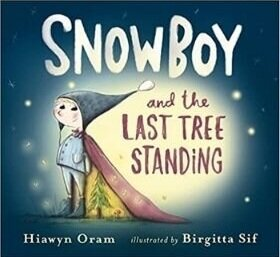earth day books, snowbooy and the last tree standing.jpg