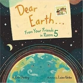 earth day books, dear earth... from your friends in room 5.jpg