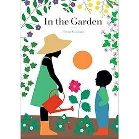 earth day books, in the garden.jpg
