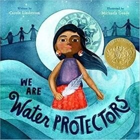 earth day books, the water protector.jpg