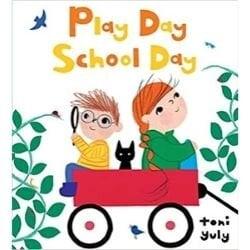 first day of school books, play day school day.jpg