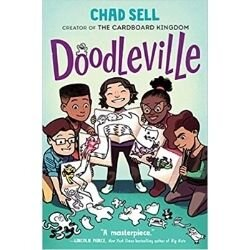 graphic novels for tweens, doodleville.jpg