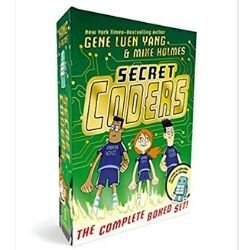 graphic novels for tweens, secret coders.jpg