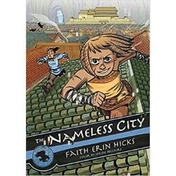graphic novels for tweens, the nameless city.jpg