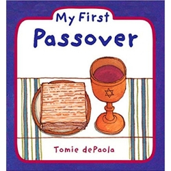 Children's Books About Passover, My First Seder