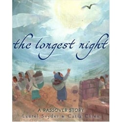 Children's Books About Passover The Longest Night