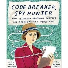 girl power book, code breaker, spy hunter